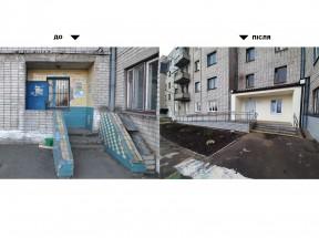 Створення житлових умов для ВПО в м. Першотравенськ, Дніпропетровська область (квартири для тимчасового проживання ВПО) / KfW (15-12-00-001)